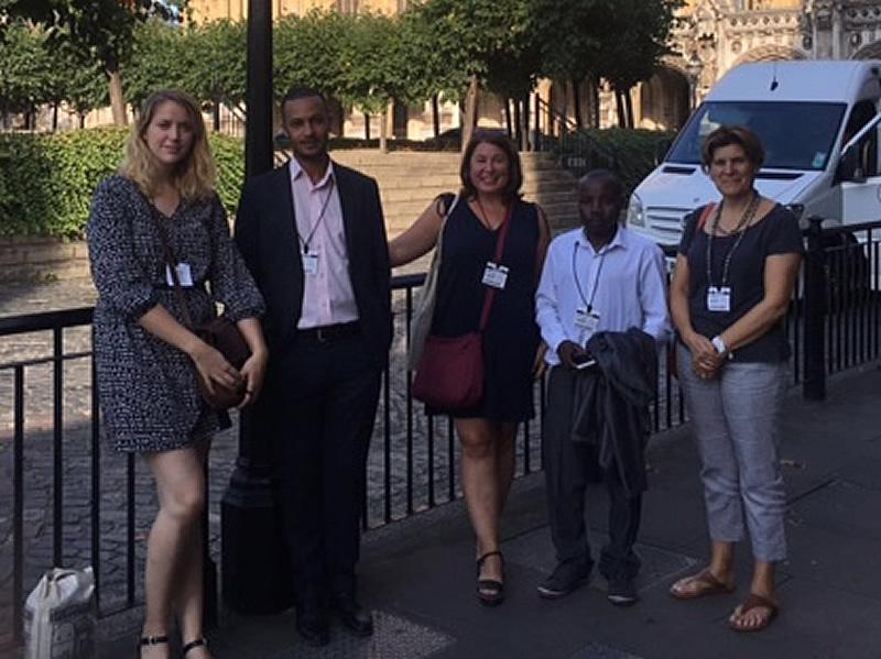 Raising the profile of Sudan in the UK