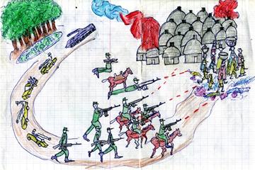 Darfur Drawings